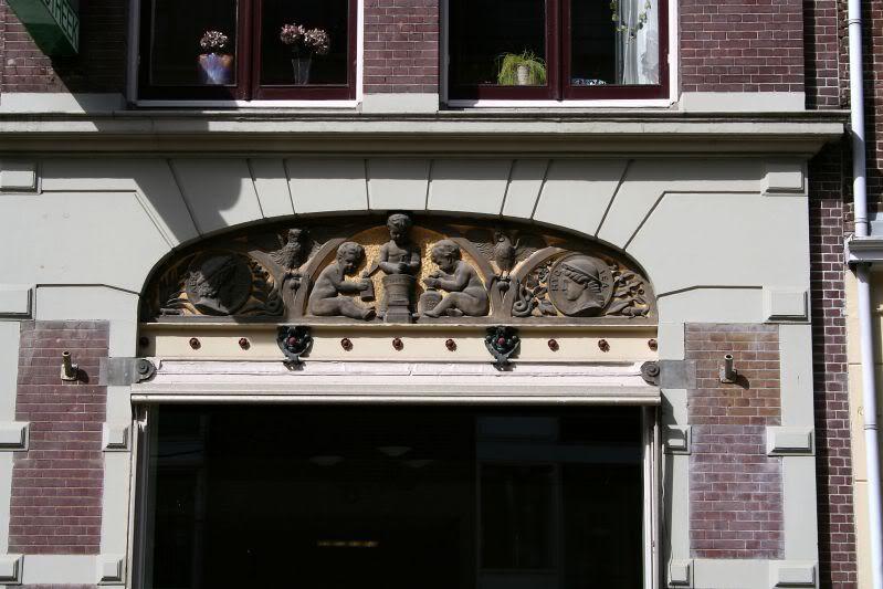 Leeuwarden voormalige apotheek