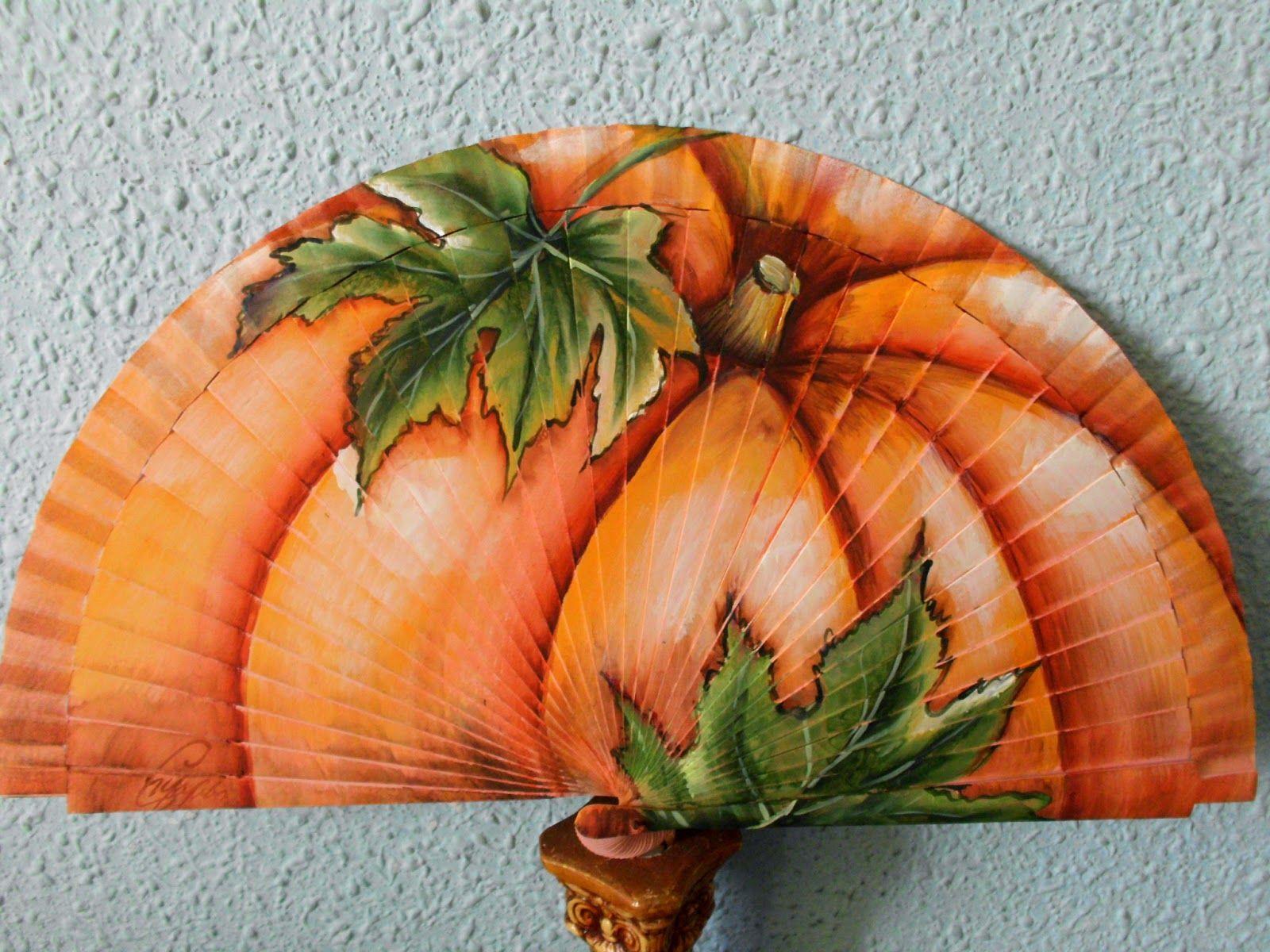 Alabastrina t cnicas decorativas abanicos parasol - Tecnicas decorativas ...