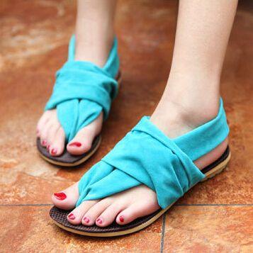 women summer shoes canvas sandals