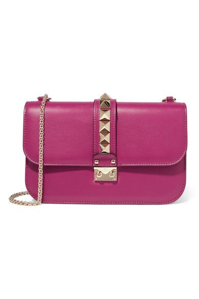 2dda5d7764a Grape leather (Calf) Push lock-fastening front flap Designer color  Camelia  Comes with dust bag Weighs approximately 2.4lbs  1.1kg Made in Italy