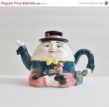 Teapots in Serving - Etsy Vintage - Page 21