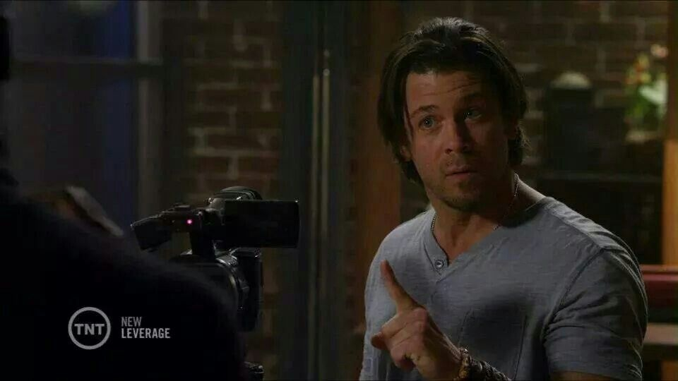 Eliot Spencer (Christian Kane) -Screencap from Leverage- Added by ...