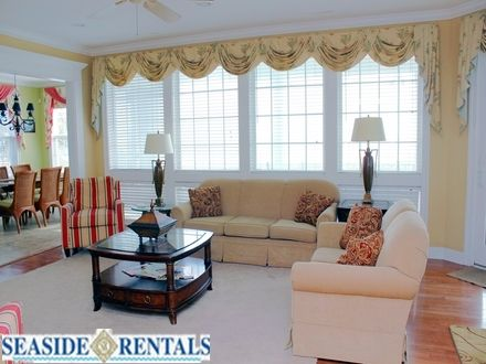 Garden City Beach Vacation Rental Home Southern Belle With