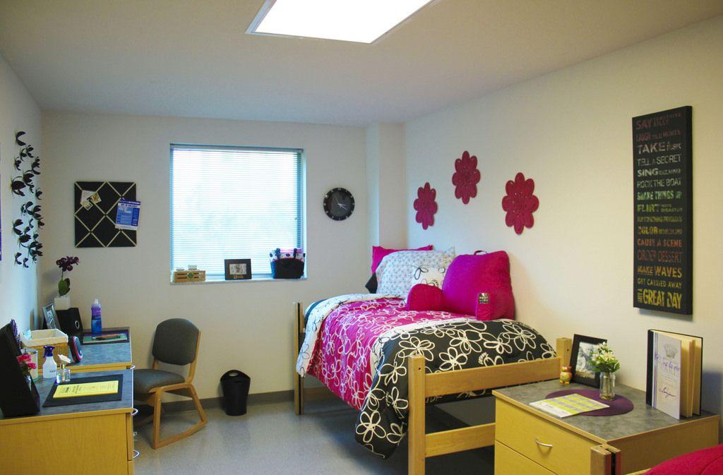 Florida atlantic university dorm room heritage park single