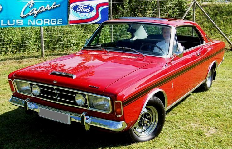 Ford Taunus 20m Rs Coupe Schone Autos Autos Ford