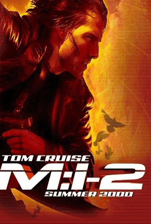 Mission Impossile Movie Posters Mission Impossible 2 Movie
