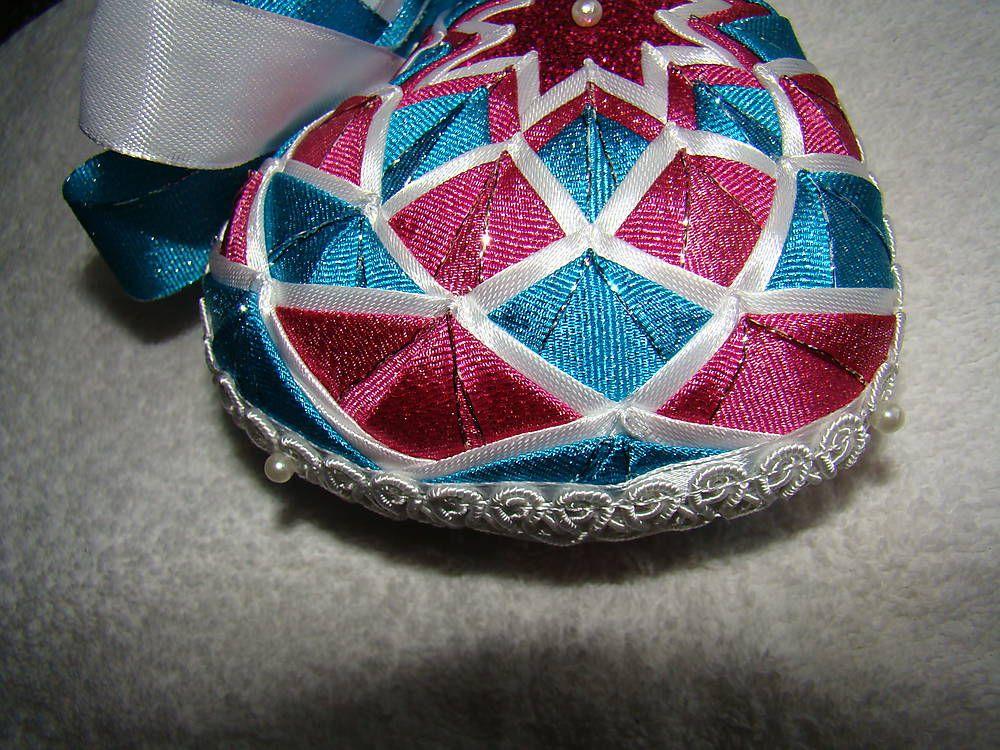 Dekorácie - Srdiečko tyrkysovo-ružové - 6424992_