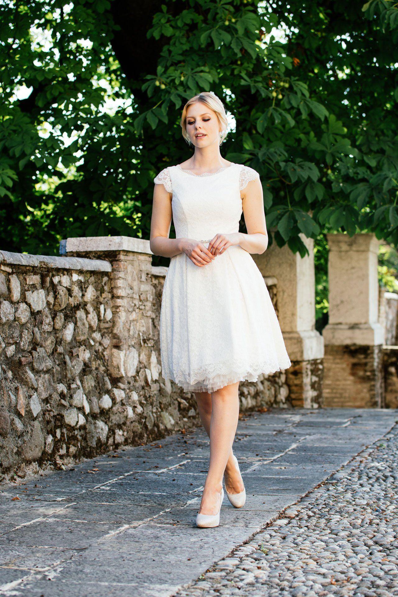 Be-Bop-A-Lula, heiraten im Rockabilly Brautkleid ist einfach cooler ...
