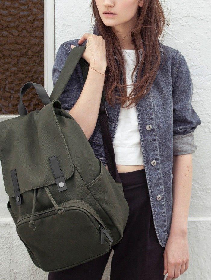 f87c3a99cbcc Backpack Launch - Womens – Everlane Modern Backpack
