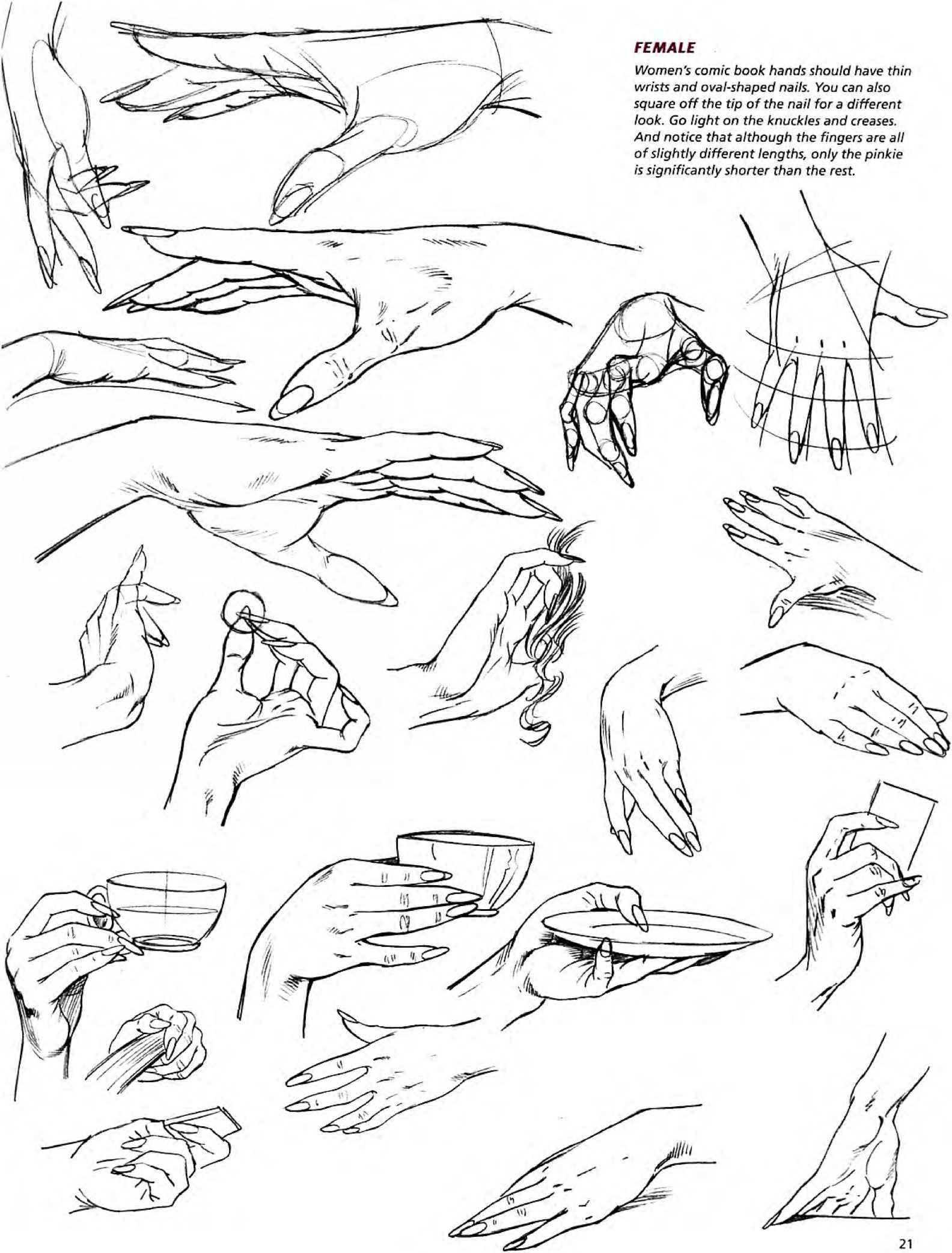 Female Hand Drawing Reference : female, drawing, reference, Tilts, Turns, Drawing, Comics, Hands,, Reference,, Woman, Sketch