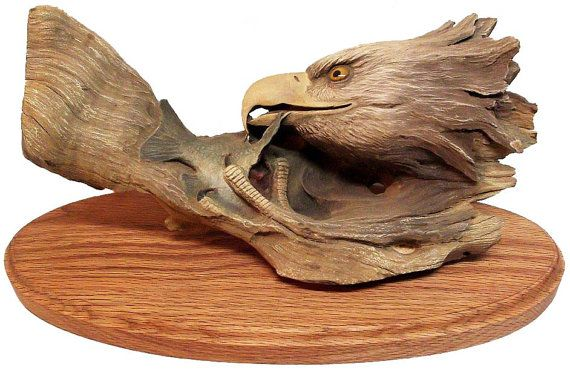 Cycle driftwood art woodworking wood carving