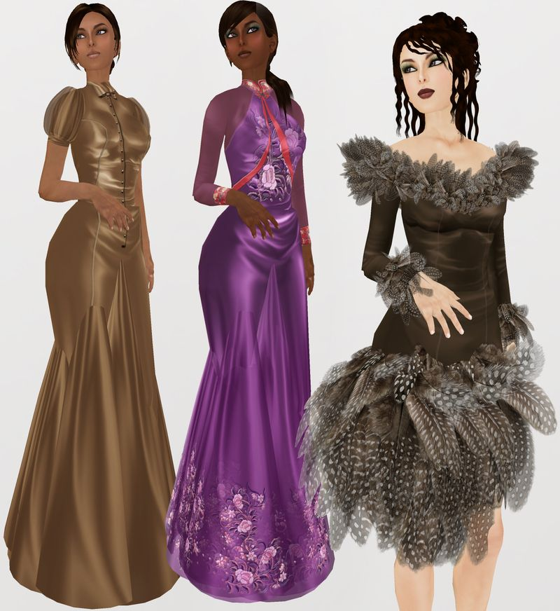 Ophelia S Gaze 10 Second Life Fashion Designers Who Should Get Real Young Fashion Designers Fashion Design Clothes Fashion Design