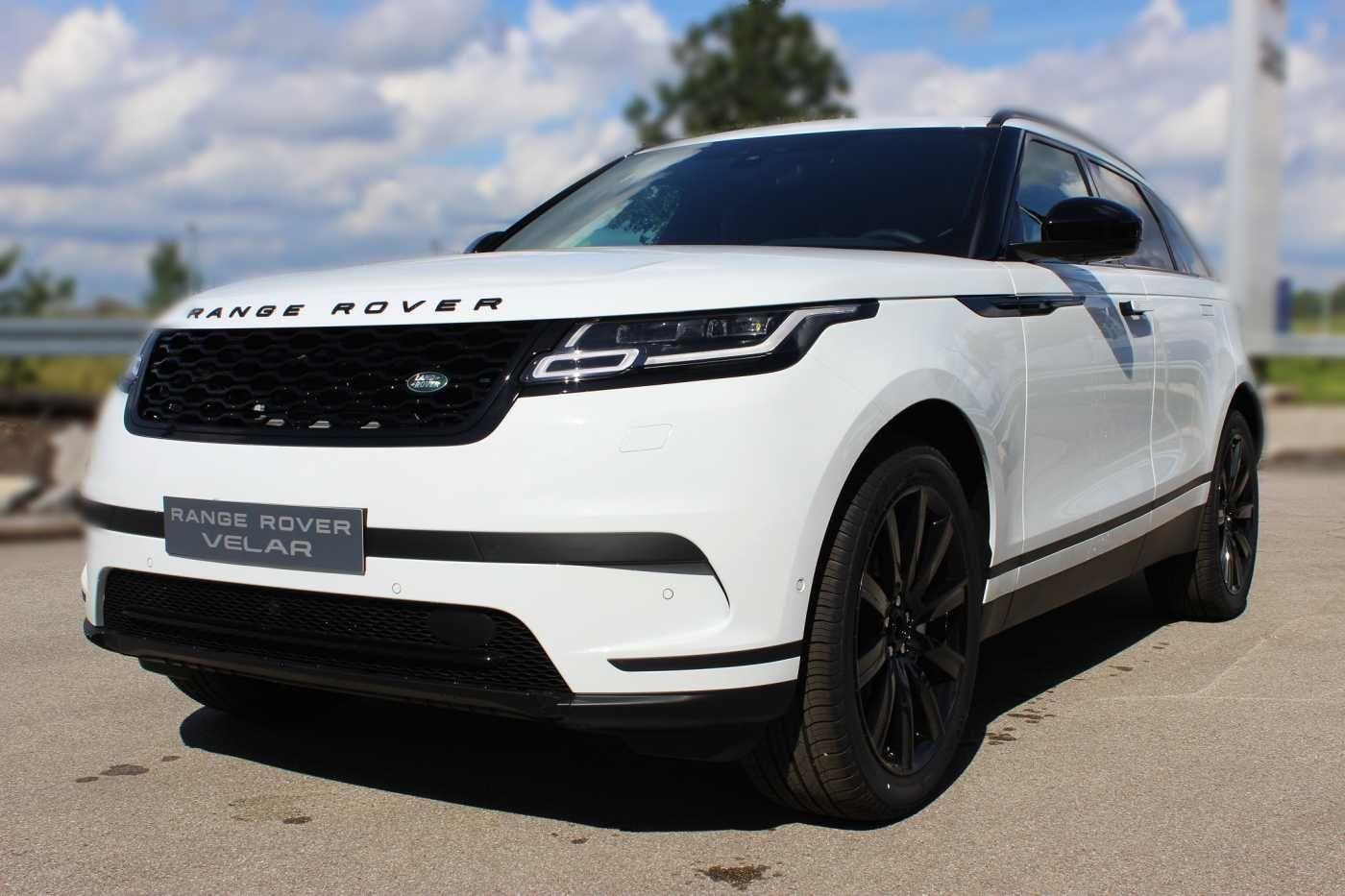 Land Roverâ Range Rover Velarâ Vorführwagen | Range rover ...