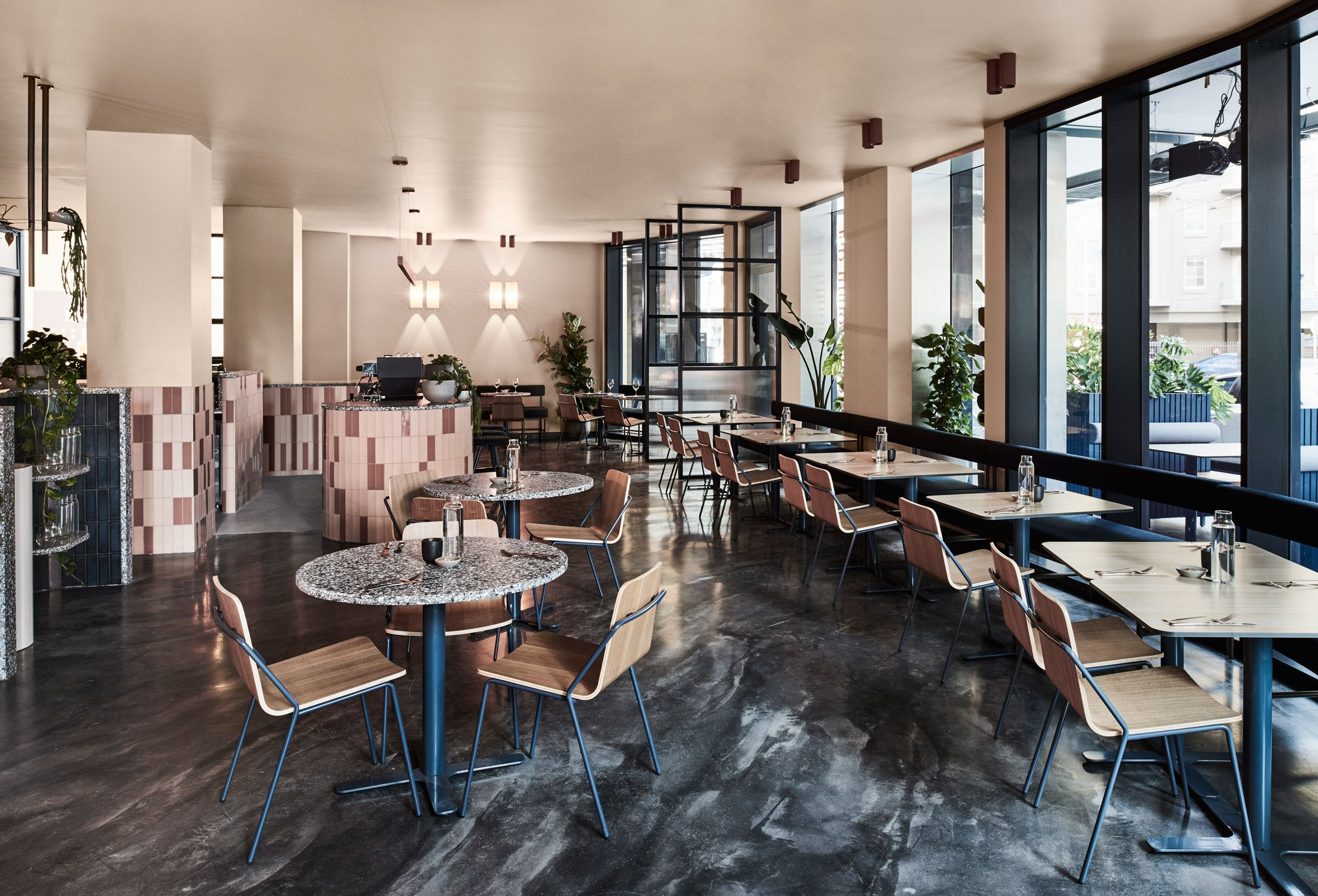 Design Studio Biasol Designs Middle Eastern Inspired Melbourne Restaurant Restaurant Design Inspiration Restaurant Interior Design Restaurant Decor