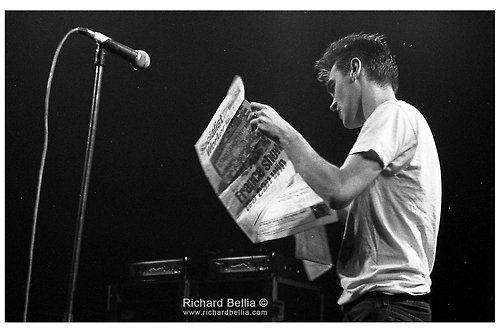 Morrissey by Richard Bellia