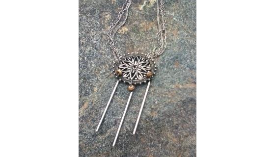 Copious: The Sunburst Necklace