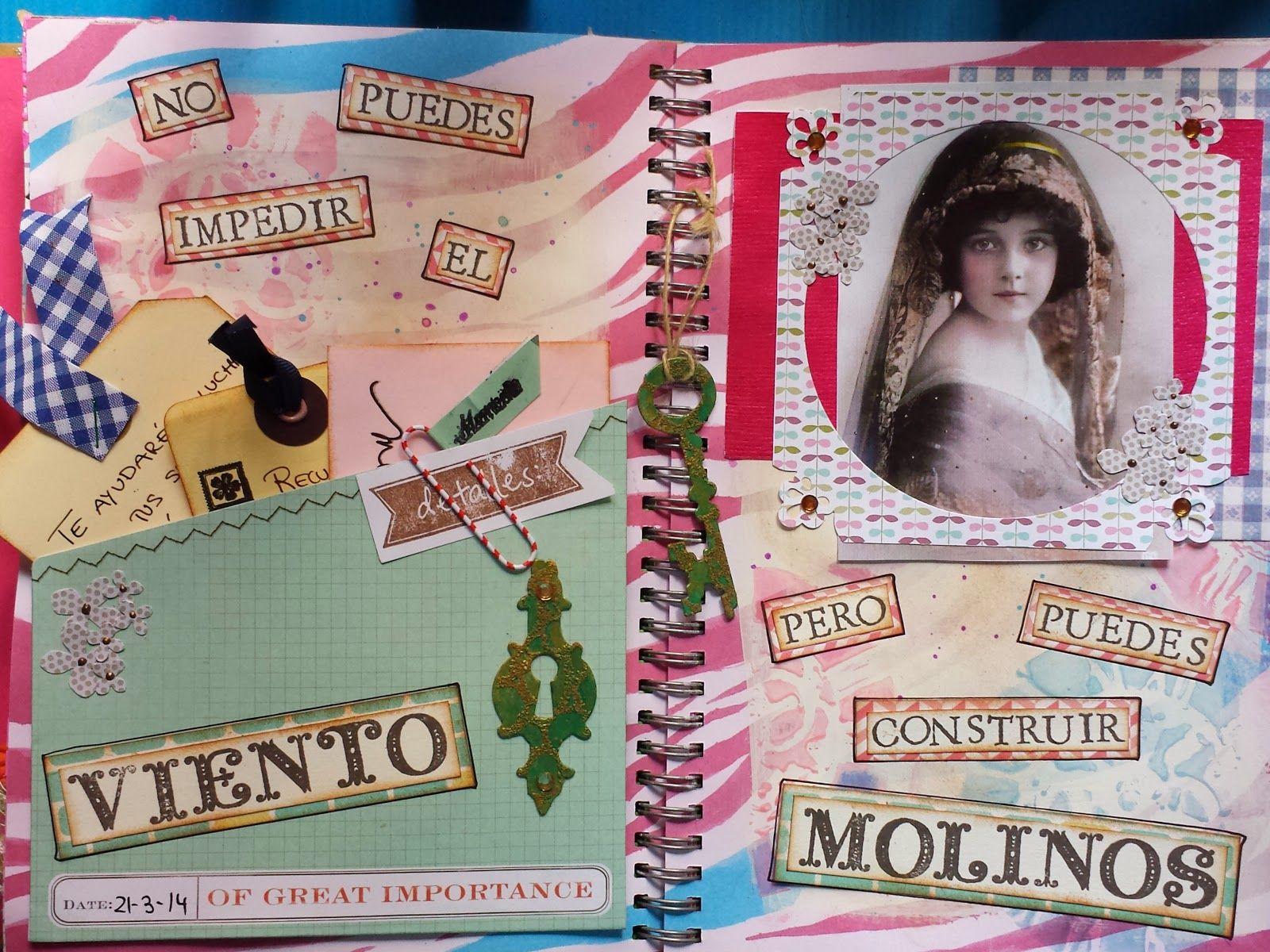 Páginas 18 y 19