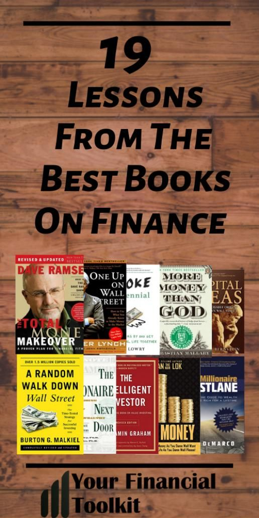 best books to understand banking and finance