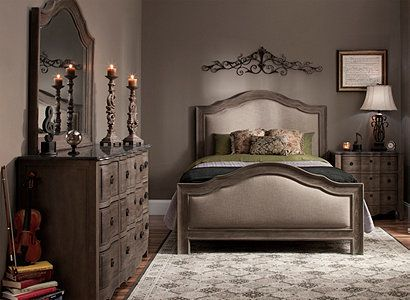 Cobblestone Traditional Bedroom Collection Design Tips Ideas