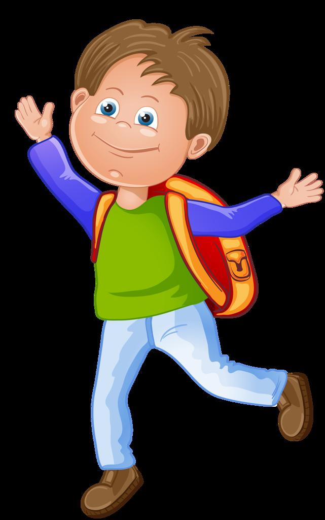Мальчик ходит в школу картинки