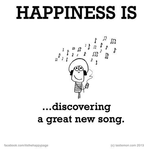 Good songs to make you happy