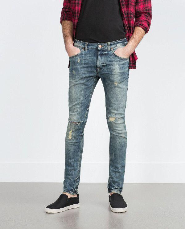 9dd927261ceb8 moda-pantalones-y-jeans-vaqueros-hombre-otono-invierno-tendencias-2016 -super-skinny-rotos