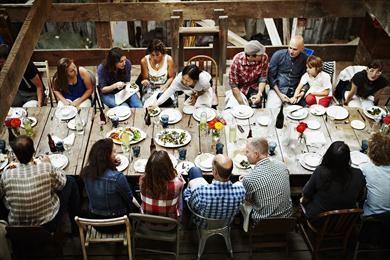 Repas facile et pas cher pour 10 personnes | Koken, Recepten, Eten