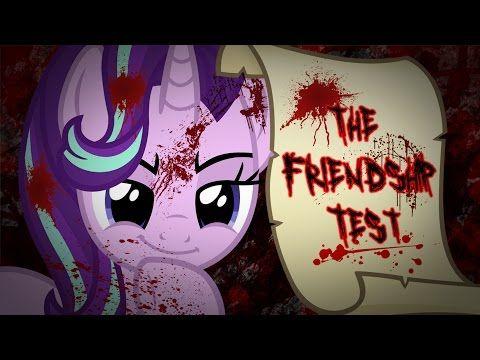 The Friendship Test [MLP Fanfic Reading] (Grimdark) - YouTube