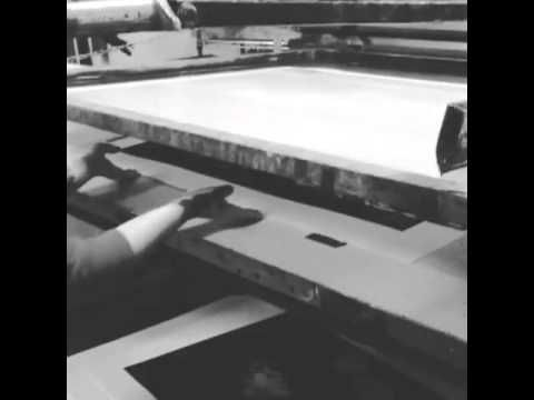 Making Of The Jim Morrison Limited-Edition Commemorative Print - http://art-press.co/making-of-the-jim-morrison-limited-edition-commemorative-print/