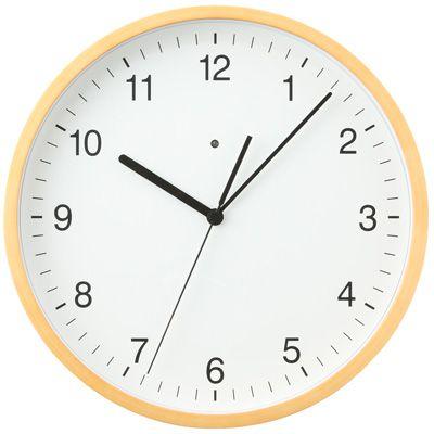 ブナ材電波時計 | 無印良品ネットストア