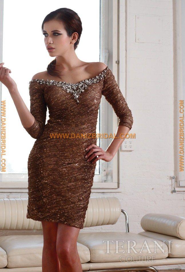 Terani 11154C Cocktail Dress | Terani Cocktail Dresses | Pinterest ...