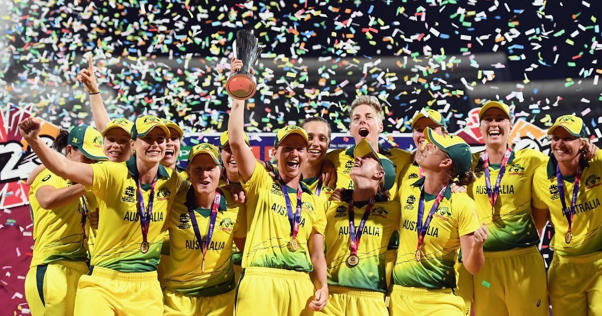 Australia breeze to fourth Women's World T20 title