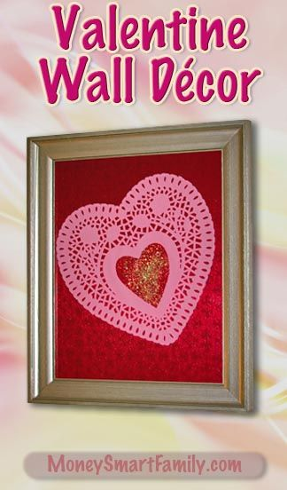 5 valentine day decoration and do it yourself projects wall decor 5 valentine day decoration and do it yourself projects wall decor crafts decor crafts and frugal living solutioingenieria Image collections