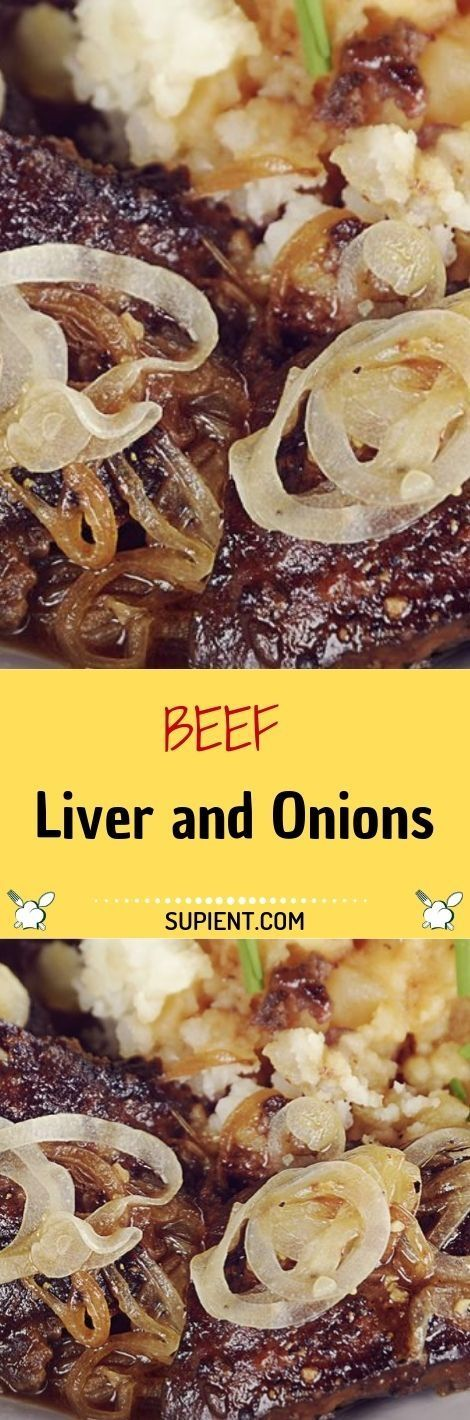 Beef liver and onions recipes