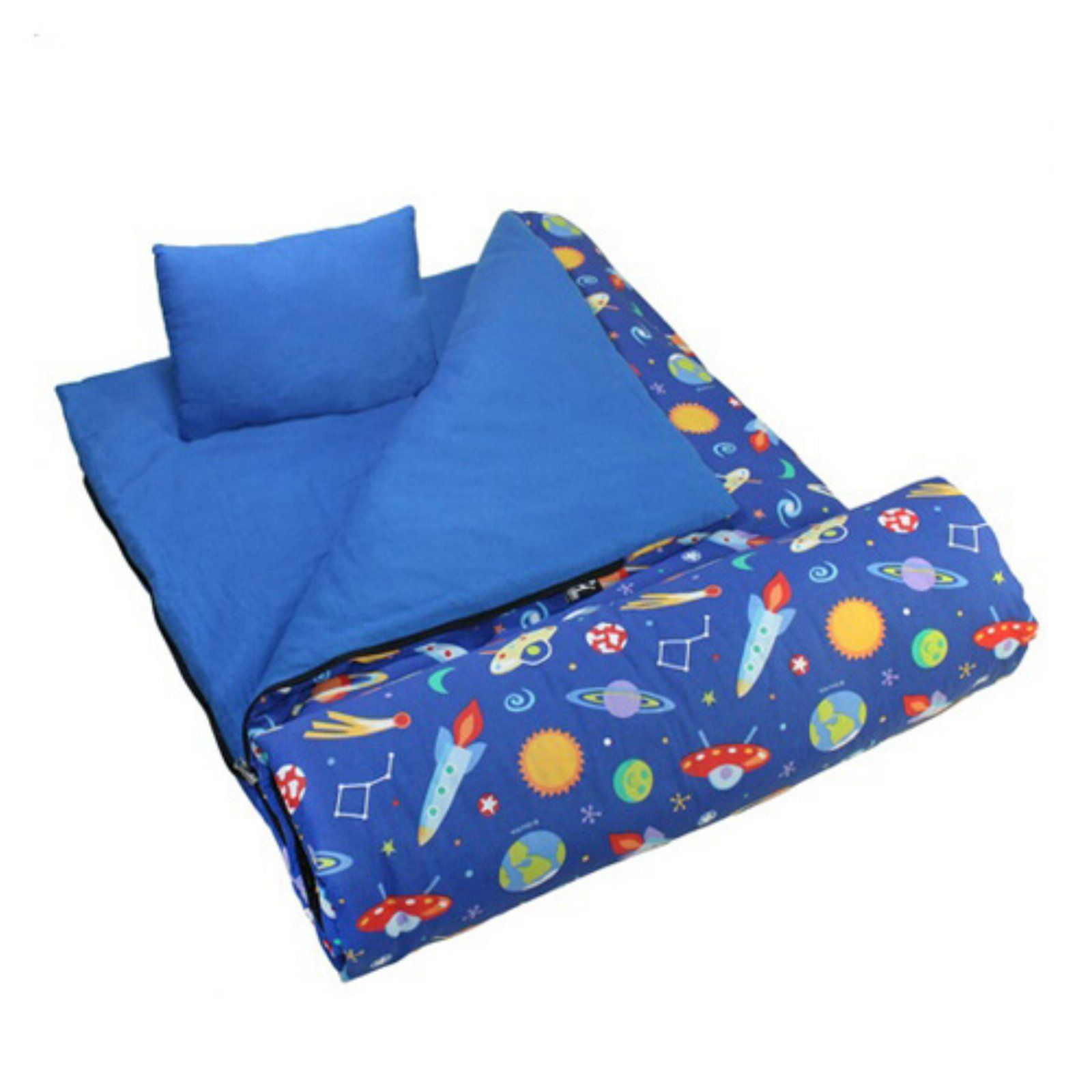 reputable site 1d593 20056 Wildkin Olive Kids Collection Out of This World Sleeping Bag ...