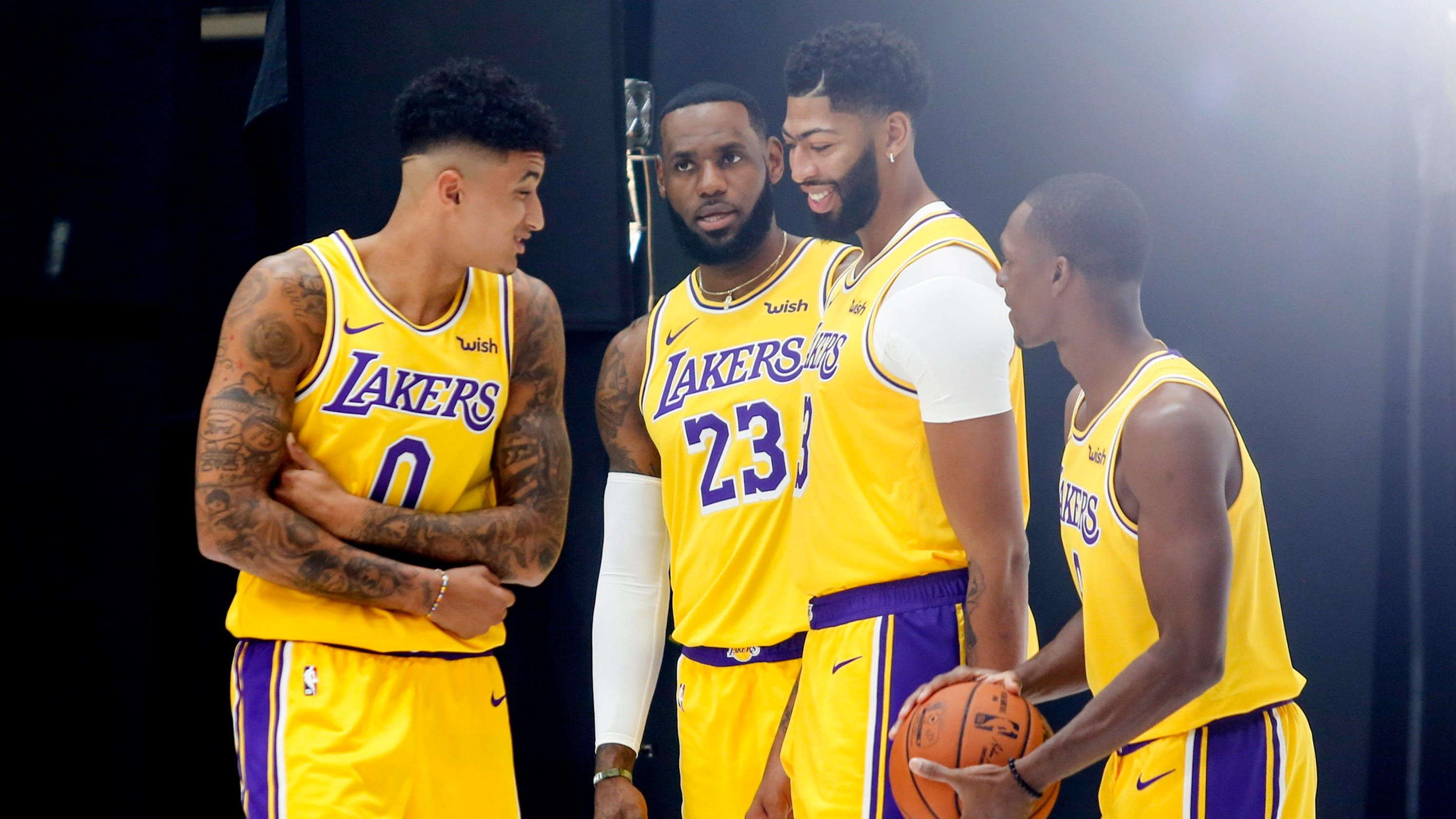 Nba Rumors Lakers Taking Huge Risk Trading Every Team Player Except Lebron James And Anthony Davis In 2020 Nba Rumors Anthony Davis Lebron James