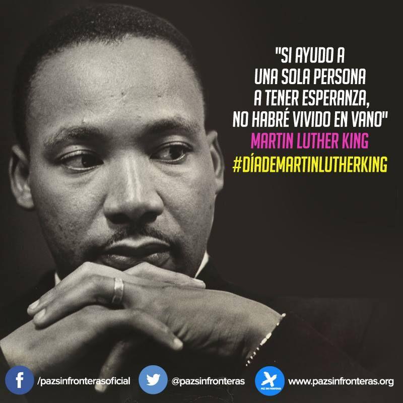 Martin Luther King Martin Luther King Martin Luther