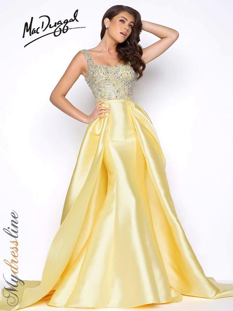 Mac duggal m long evening dress lowest price guarantee