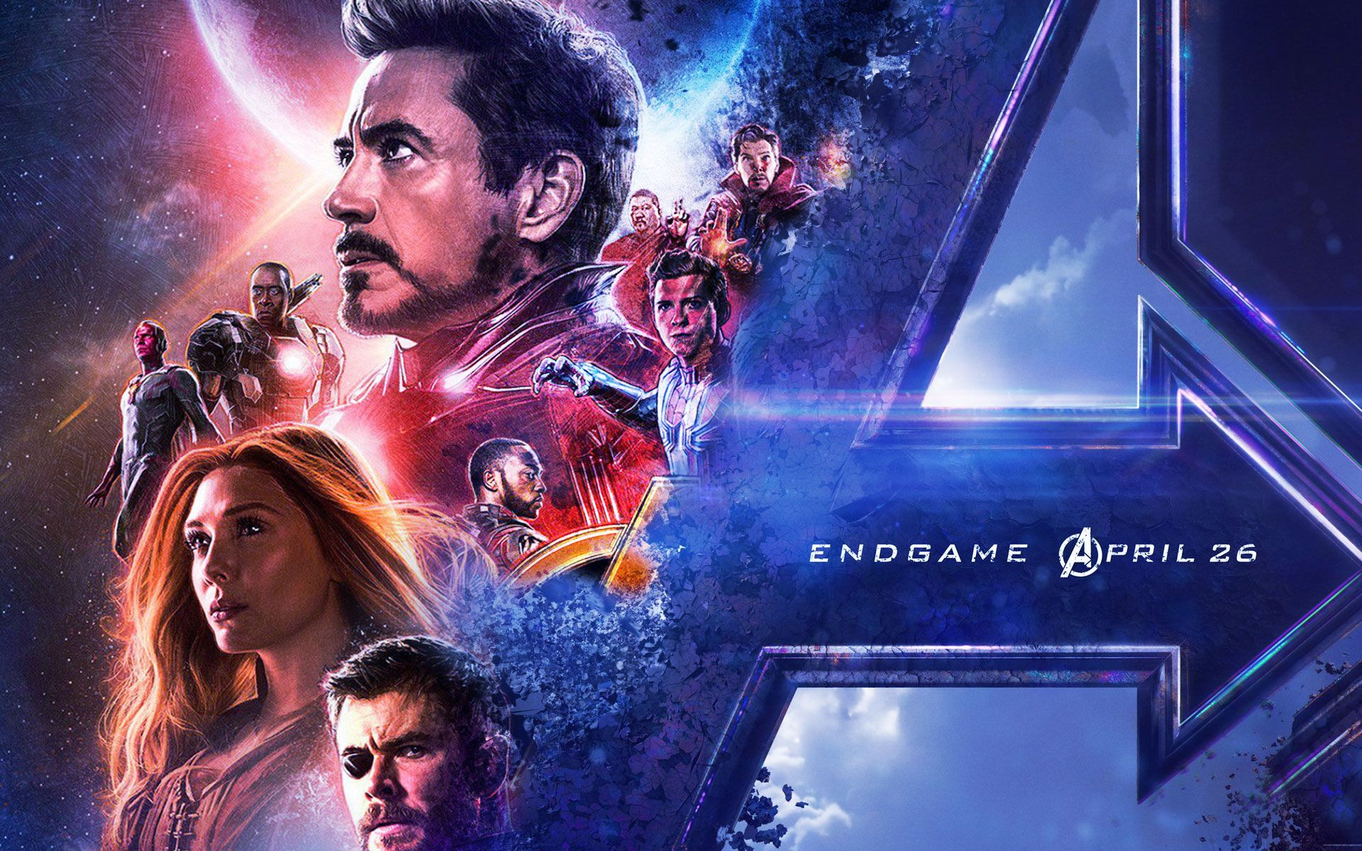 Avengers Endgame 2019 Desktop Wallpapers Hd Avengers Endgame Wallpapers Desktop Backgrounds Poster Marvel Films Designbolts Windows Resolution End Game Di 2020