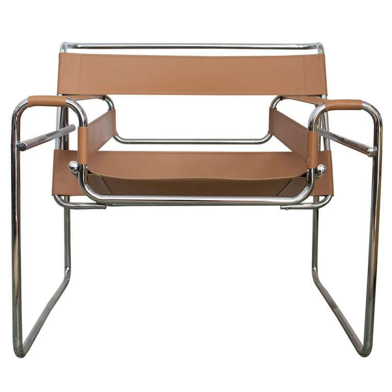 Wassily Chair By Marcel Breuer For Knoll 1stdibs Com Wassily Chair Chair Modern Armchair
