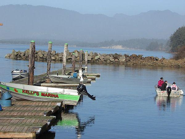 Kelly's Brighton Marina | RV/Camping in Brighton, Oregon #TillamookCoast