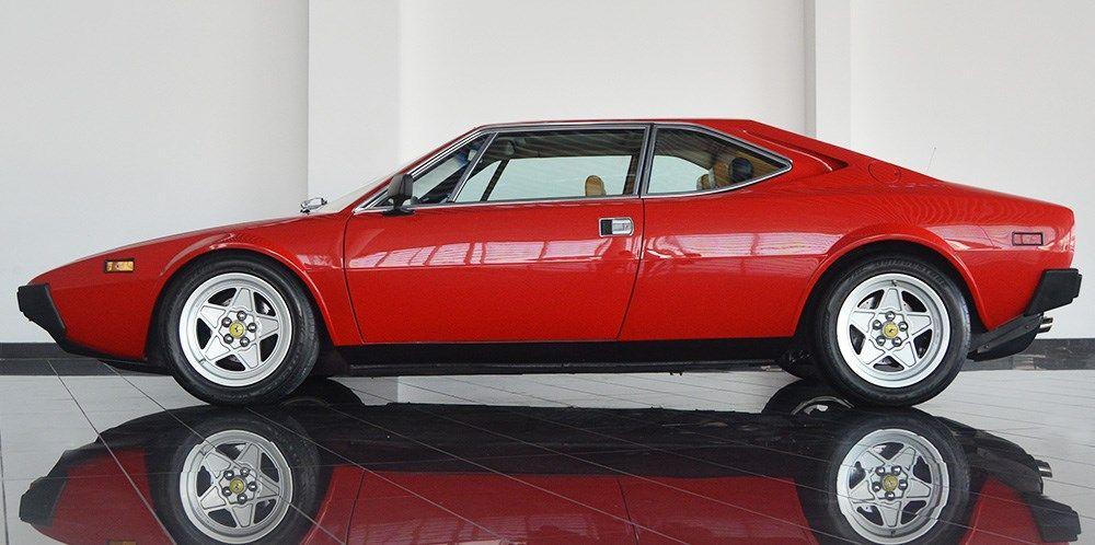1979 Ferrari 308 Gt4 Dino Tomini Classics Ferrari