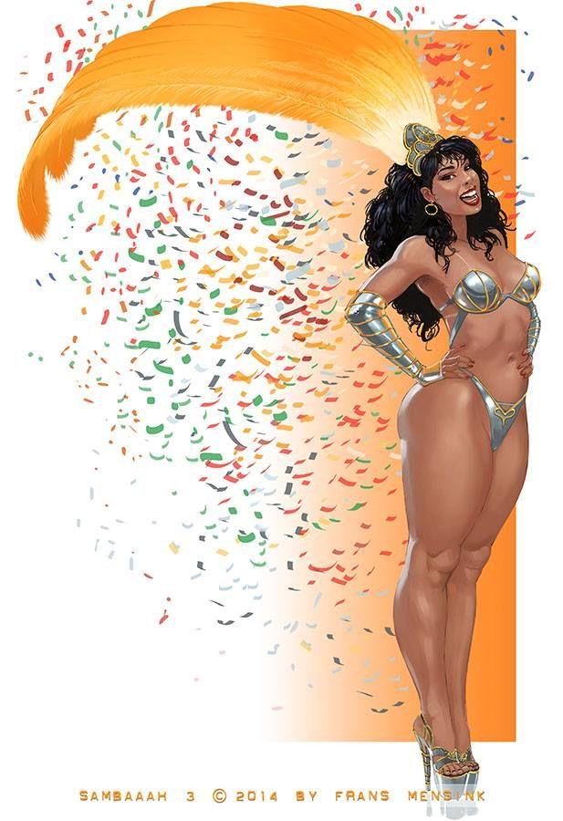 Carnaval Frans Mensink
