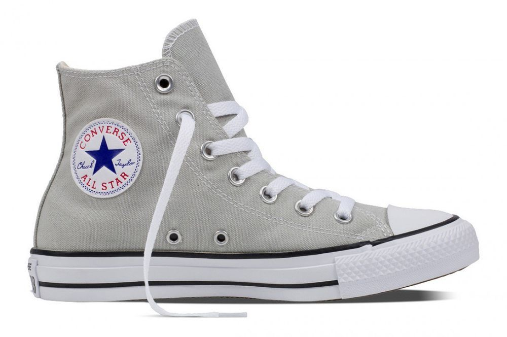 2converse all star grige donna