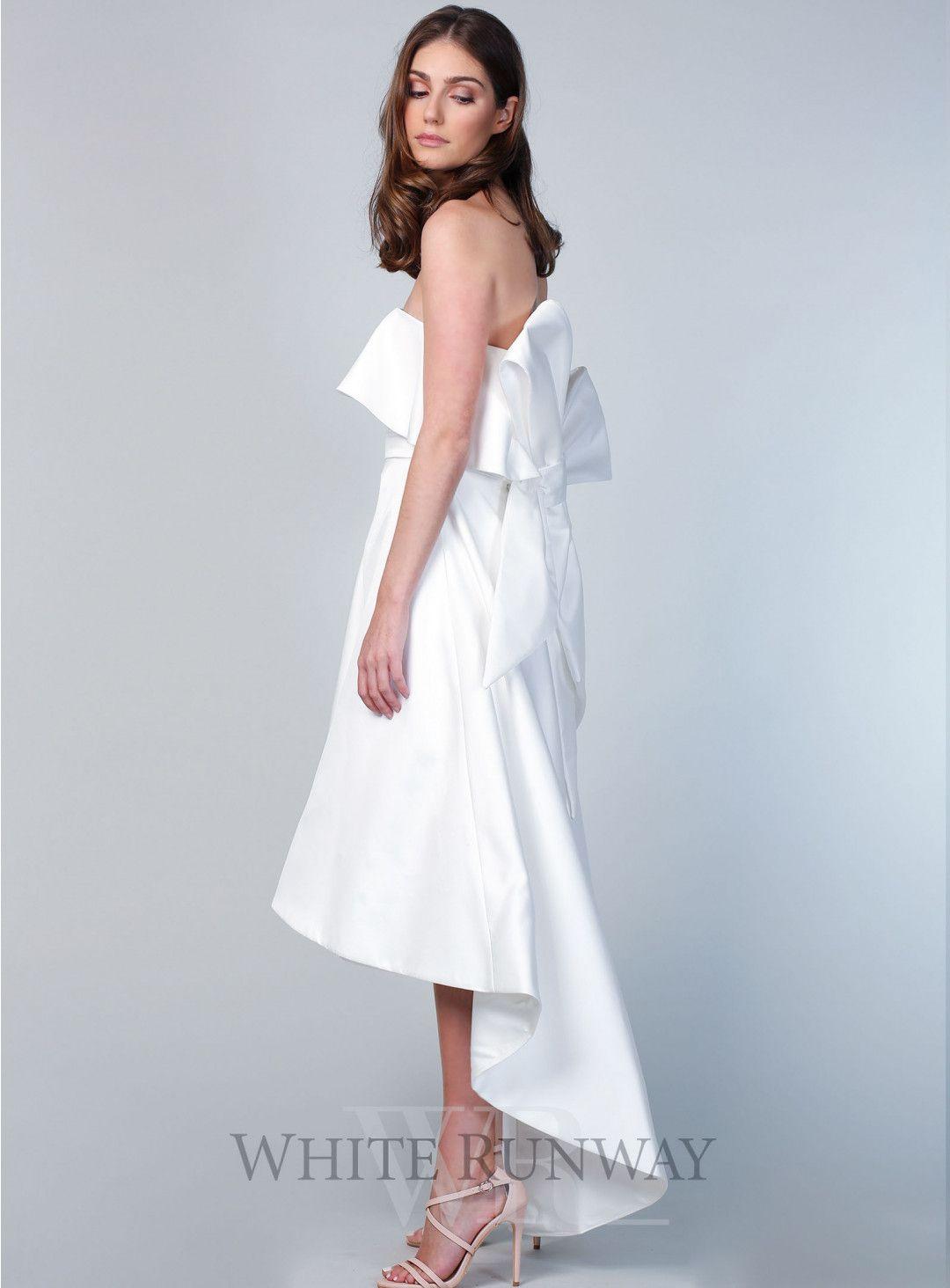 Coco Asymmetric Dress. A stunning hi-low dress by Samantha Rose. A ...
