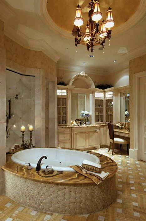 Gorgeous master bathroom interior design ideas and decor. | house ...