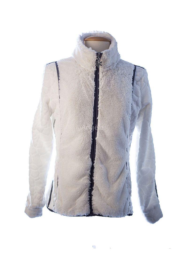 cherche veste polaire femme