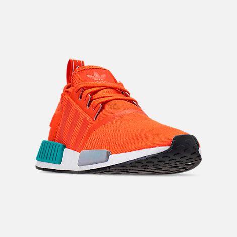 03e1d753ca65 Three Quarter view of Men s adidas NMD Runner R1 Casual Shoes