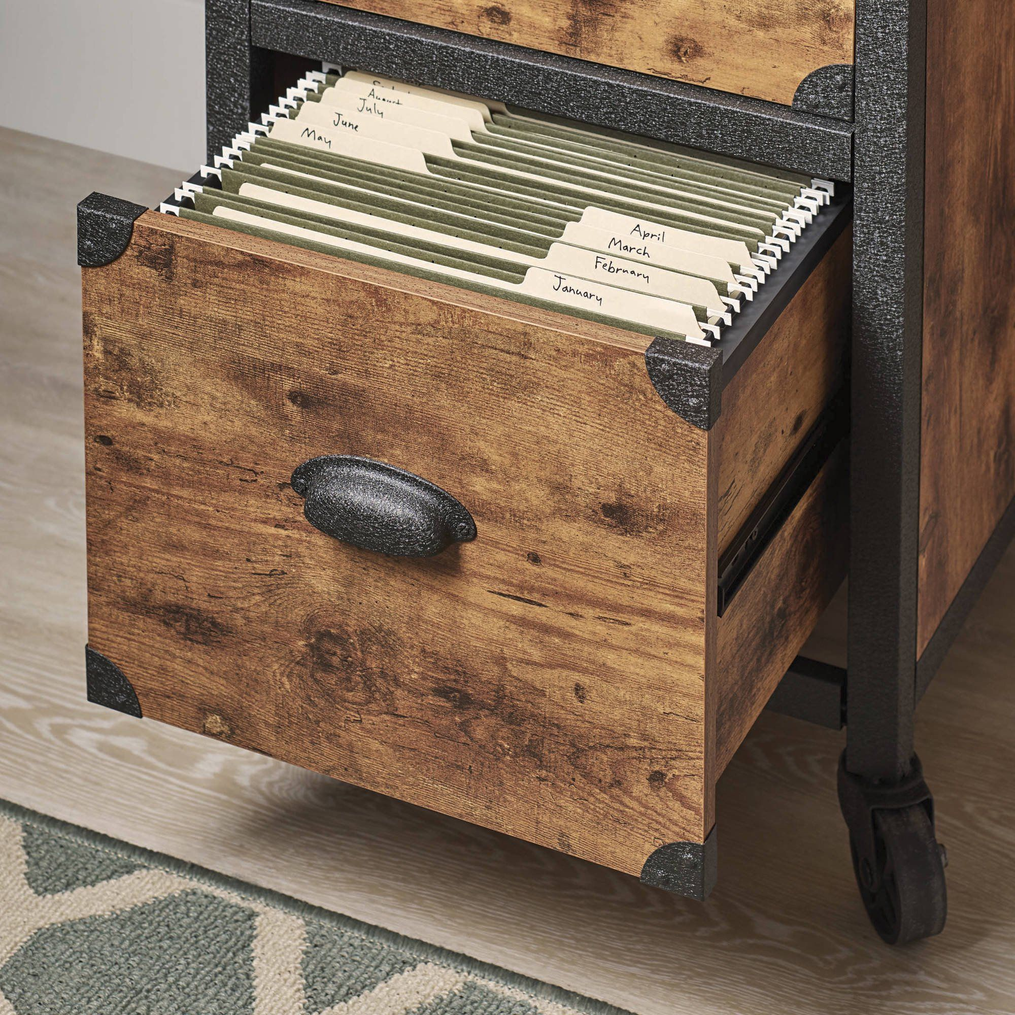 Better homes gardens 2 drawer rustic country file
