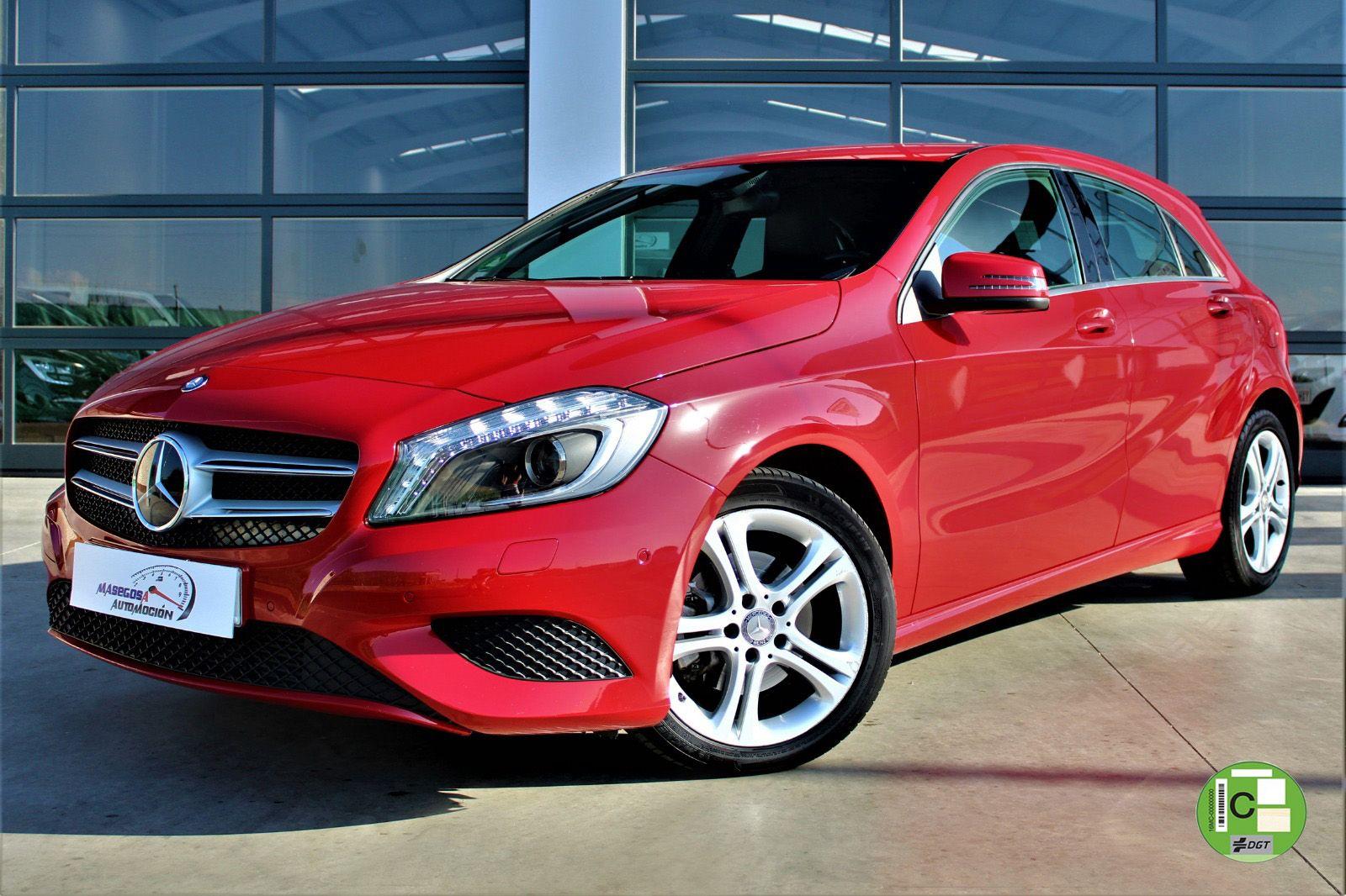 Me Faltan Días Para Tantas Alegrías Mercedes Benz Clase A 220 Cdi Blueefficiency 7g Dct Style 17 Mercedes Benz Clase A Automocion Mercedes Benz